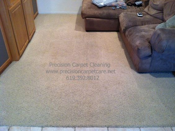 Carpet cleaning San Diego with satisfaction, leaving 0 residue from soap behind. Green cleaners applied & quick drying too!