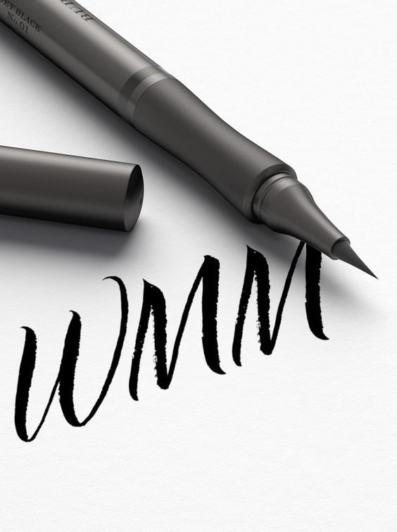 A personalised pin for WMM. Written in Effortless Liquid Eyeliner, a long-lasting, felt-tip liquid eyeliner that provides intense definition. Sign up now to get your own personalised Pinterest board with beauty tips, tricks and inspiration.