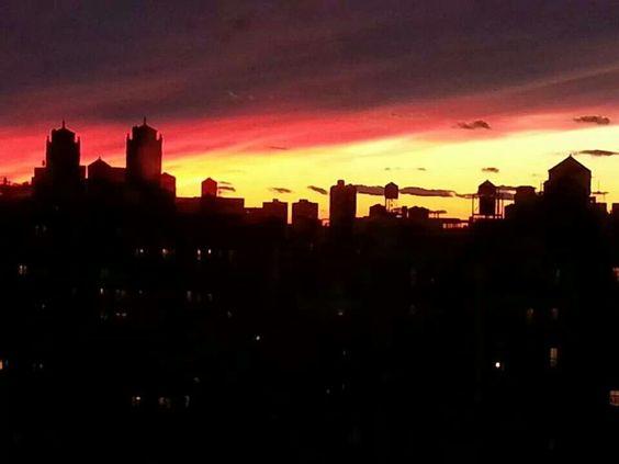 Fierce....sunset!