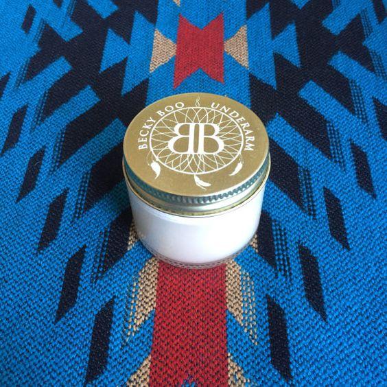 100% Organic, Toxin-Free, Zero-Waste, Natural Deodorant - FREE SHIPPING