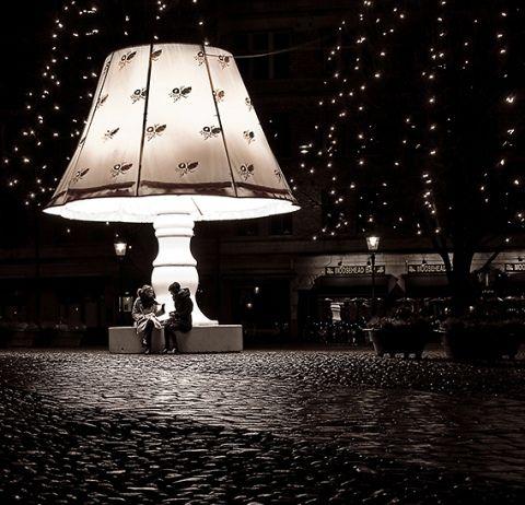 Lilla Torget (Little Square) Malmö, Schweden