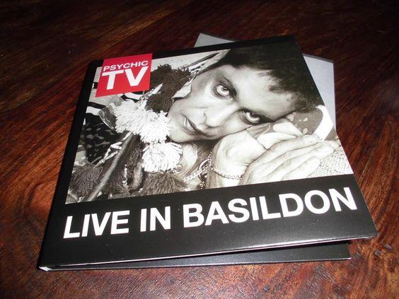 Psychic TV – Live In Basildon