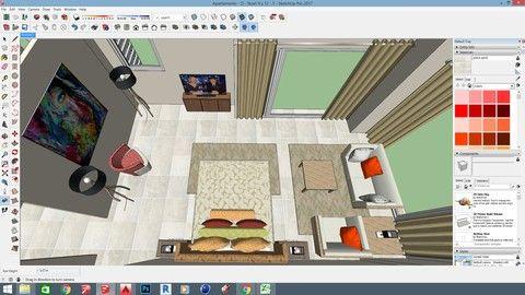 Sketchup Para Arquitectos O Estudiantes De Arquitectura Architecture Architecture Student Tutorial