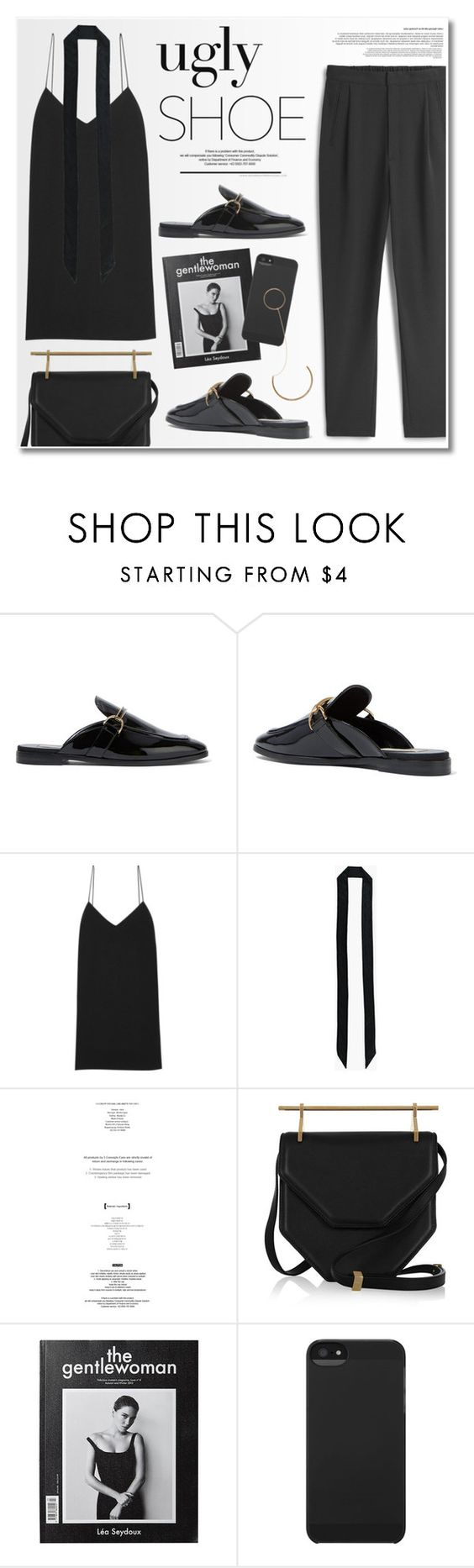 """Chic ugly shoes"" by ruska-10 ❤ liked on Polyvore featuring STELLA McCARTNEY, The Row, Boohoo, StyleNanda, Pierre Hardy, Incase and modern"