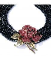 """""""Rose Elegance"""" Necklace"""