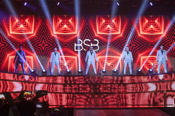 Backstreet Boys perform at the O2 Arena, London April 2014 www.musicpics.co.uk #backstreetboys