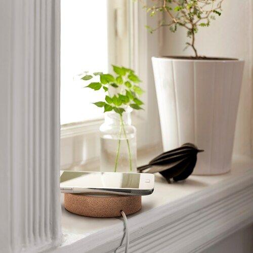 IKEAのワイヤレス充電器おすすめ4選!Qi規格でiPhone・Android対応な優れモノ