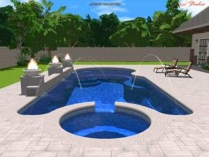 Pinterest the world s catalog of ideas for Pool design maryland