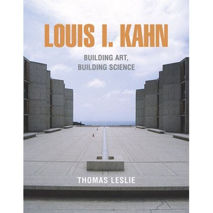 Louis I. Kahn: Building Art and Building Science - Hardcover Book