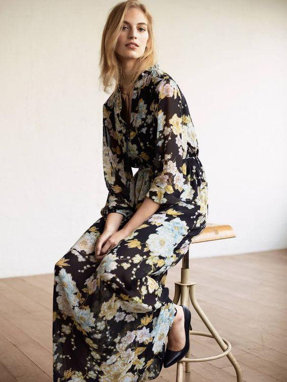 Vanessa Axente by Annemarieke van Drimmelen l HxM Spring 2016 l #fashion #womenswear