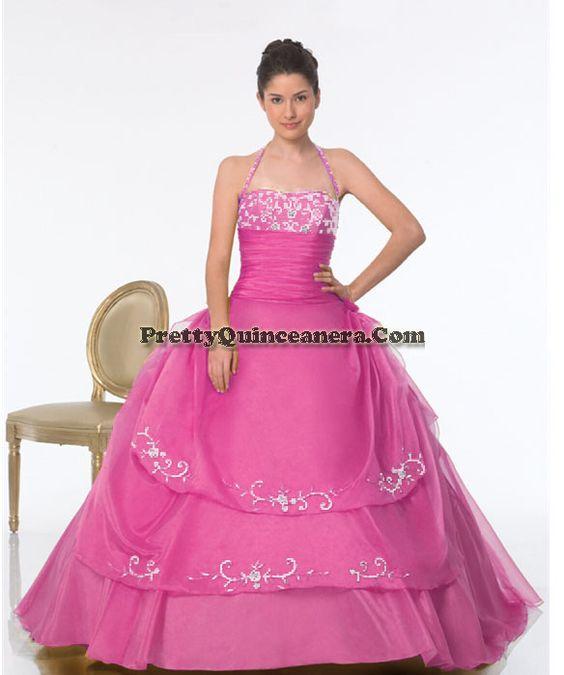2010 Winter quinceanera dress,Luxurious halter quinceanera gown 15386-7,discount designer quinceanera ball gowns,Luxurious strapless elegant quinceanera gown.