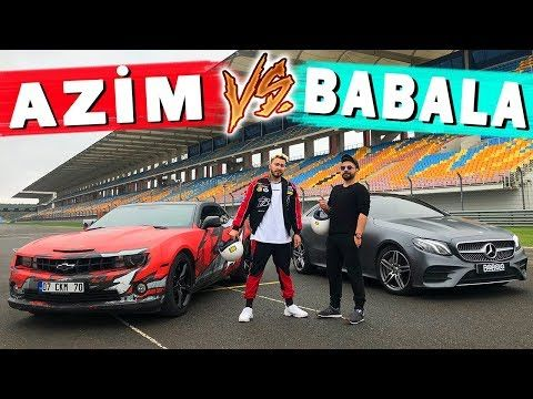 Azim Camaro Vs Babala Mercedes Drag Yarisi Enes Batur Vs Oguzhan Ugur Youtube Youtube Sakalar Entertainment