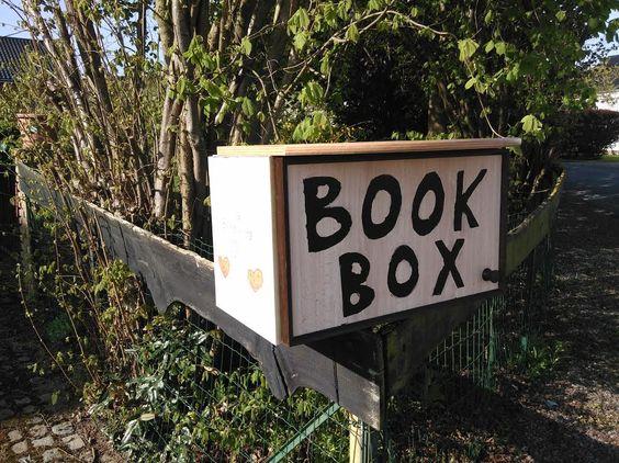 boîte à livres Erpent