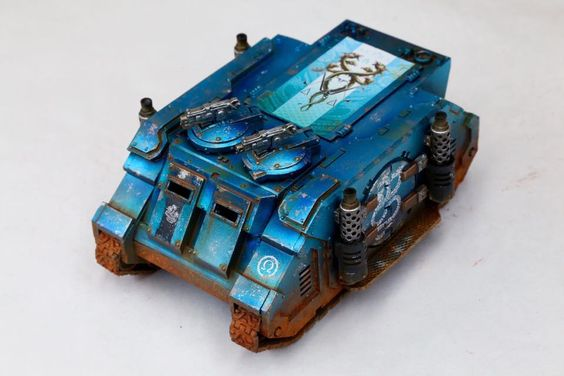 Alpha Legion / Ultramarine Rhino