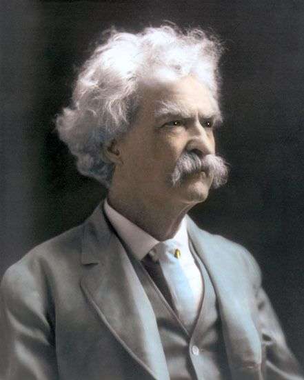 samuel langhorne clemens mark twain essay Mark twain was born samuel langhorne clemens on november 30, 1835, in florida, missouri, the sixth of seven children born to jane  hemingway also wrote in the same essay: all modern american literature comes from one book by mark twain called huckleberry finn.