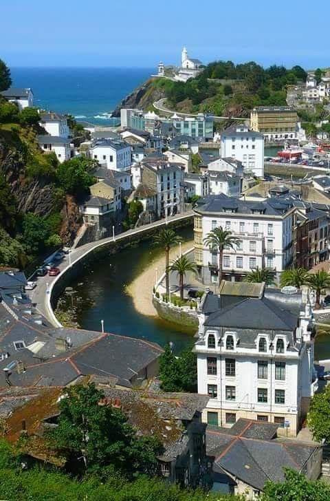 Luarca Asturias Espana Viajes En 2019 Luarca Asturias