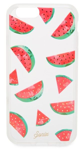 watermelon print iPhonce case