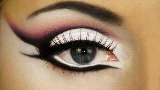 Amazing eye makeup!