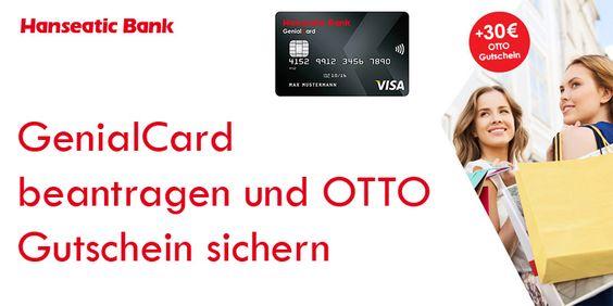 30,00 € OTTO Gutschein geschenkt von Hanseatic Bank #geschenkt #otto #gutschein #hanseaticbank #bank #gutscheinlike #sale #sales #rabatt