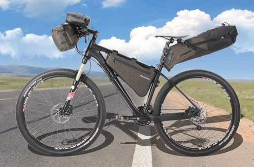 Top 10 Best Bike Saddle Bags Bike Panniers Reviews In 2020
