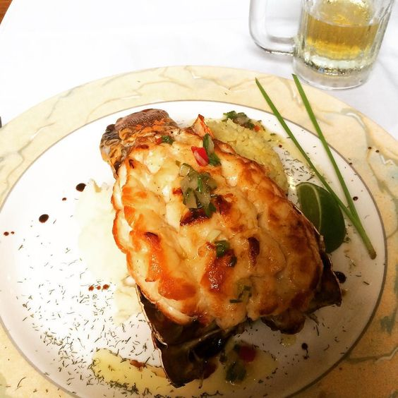 #küba #cuba #habana #havana #food #foodporn# lobster# langusta# my favorite dish# grill#seafood# go with cold beer# by organicmachine