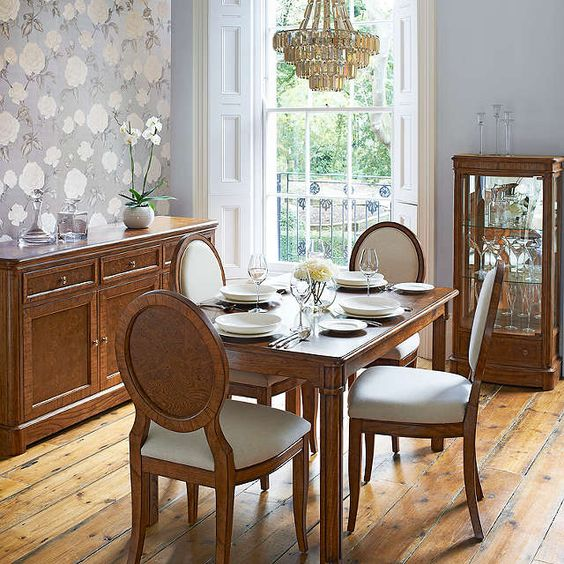 BuyJohn Lewis Hemingway 4-6 Seater Extending Dining Table Online at johnlewis.com
