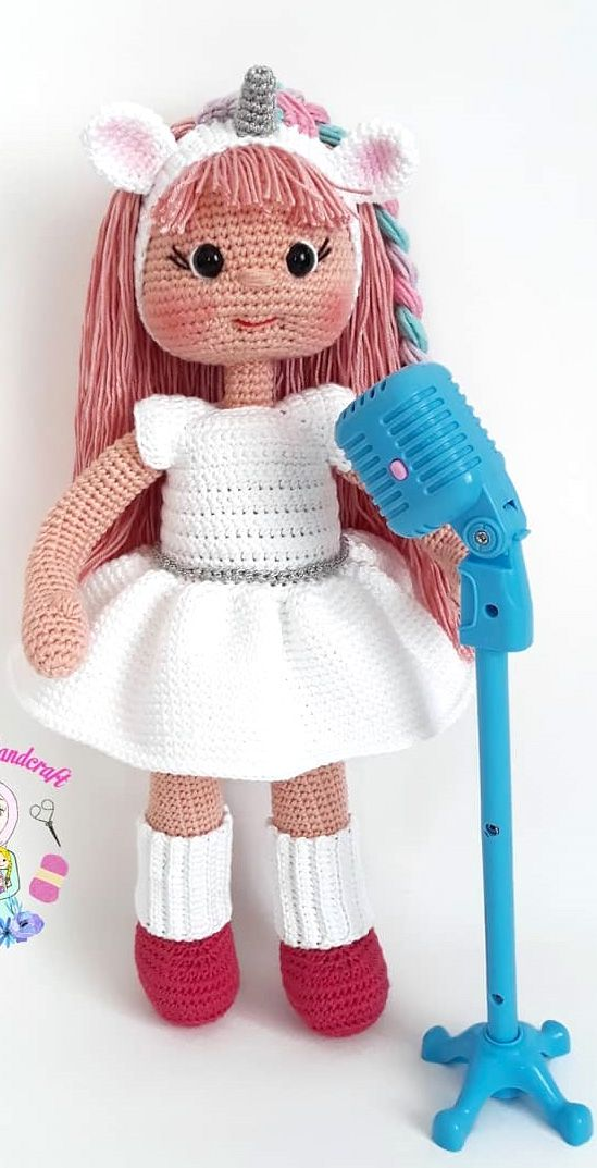 5100 Best Crochet Amigurumi Dolls images | Amigurumi doll, Crochet ... | 1073x549