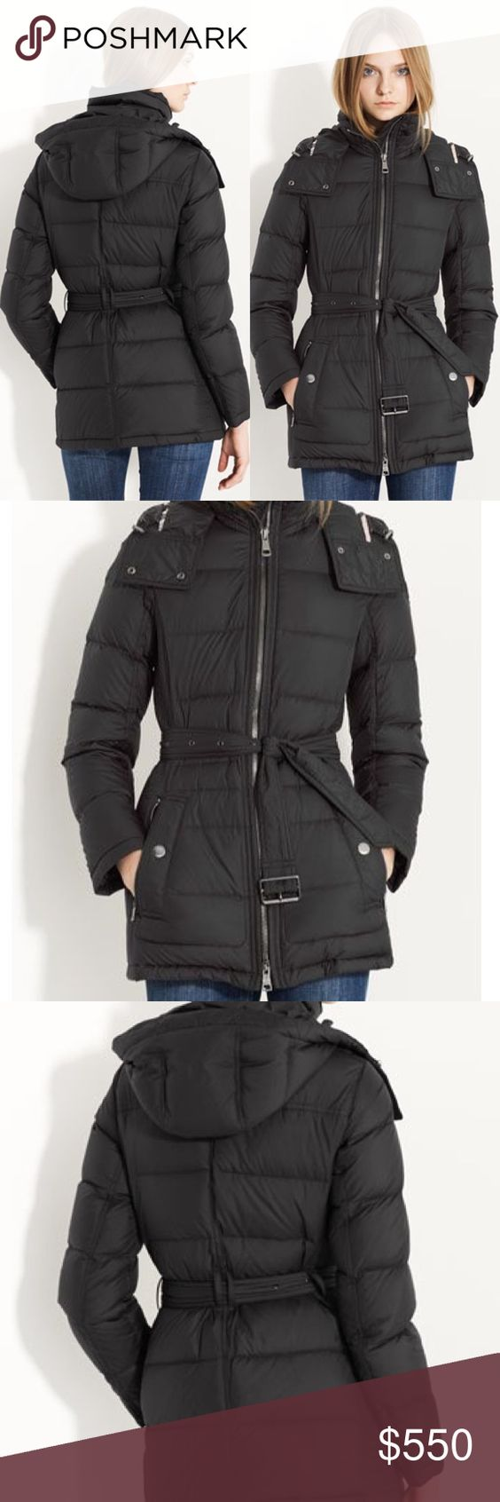 Jacket Worn probably 7 to 8 times just like new Burberry Jackets & Coats Puffers