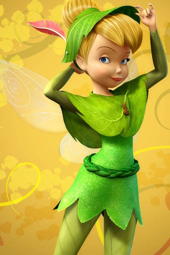 Tinkerbell Peter Pan And Traveling On Pinterest