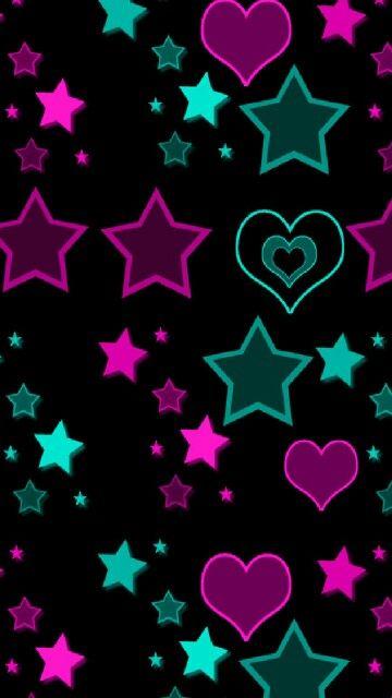 PinkAndGreenStars