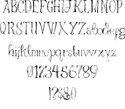Trapeze font by House of Lime - FontSpace