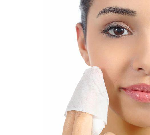 آموزش پاک کردن آرایش-خانومی