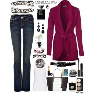 Plum-tastic Fall Style Contest