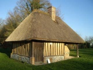 Normandy bread oven #France #Normandy