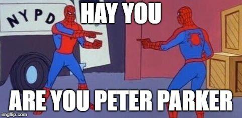 Spiderman Clone Spiderman Memes Clone