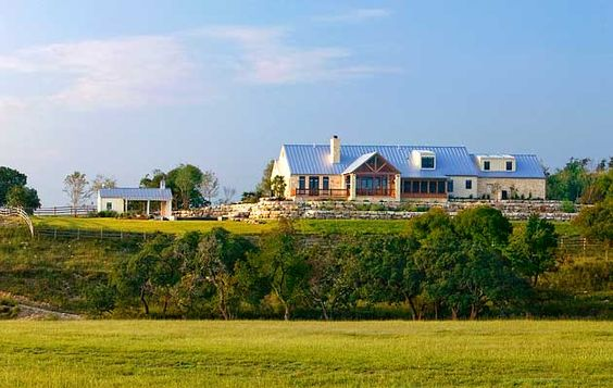 Hill country homes relocation to fredericksburg texas for Texas hill country home builders