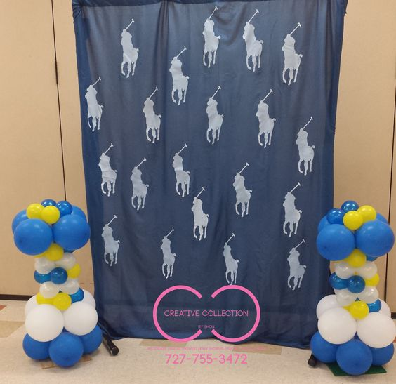 polo theme baby shower polo baby shower pinterest picture