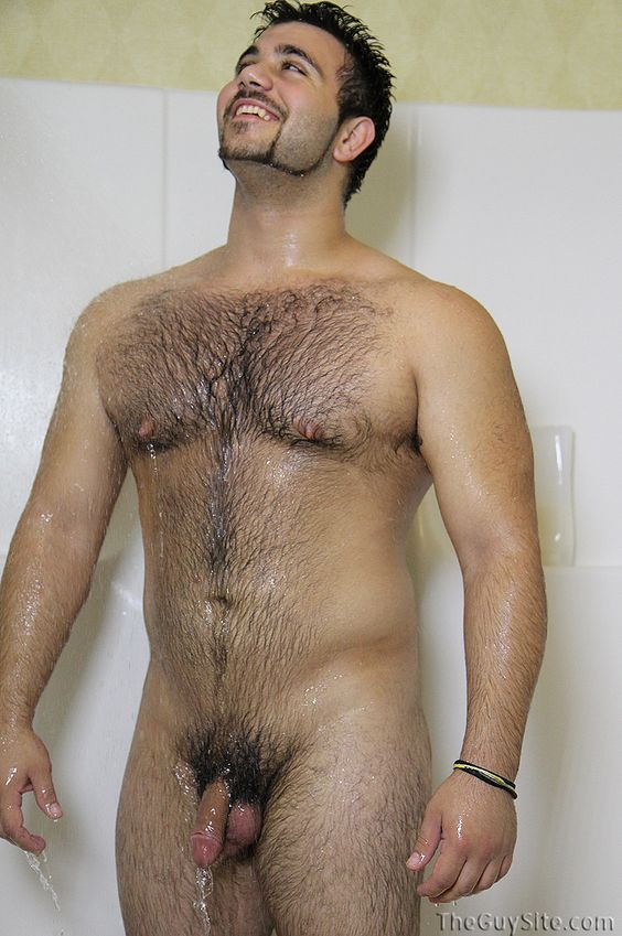 Muscle bear Marcelo stimulates his own prostate for The Guy Site, an ...