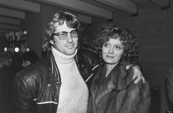 Richard Gere and Susan Sarandon in 1988.
