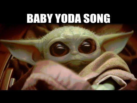 Baby Yoda Song Youtube Funny Star Wars Memes Songs Yoda Funny