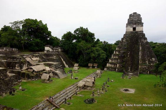 1-Parque Nacional Tikal - Petén Departamento, Guatemala