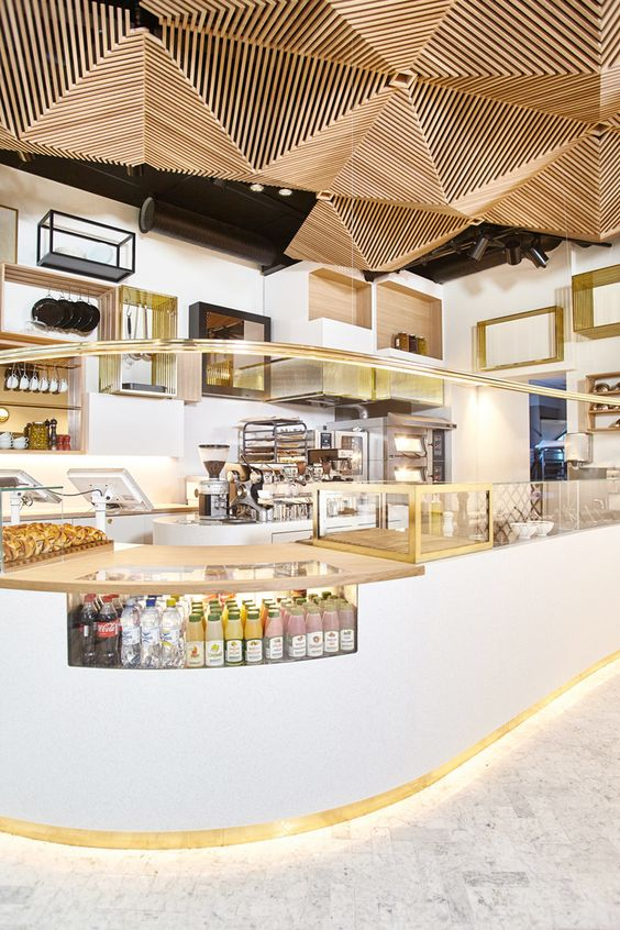 Buffet Restaurant Design Concept : Bit union akersgata by montaag oslo zeutch