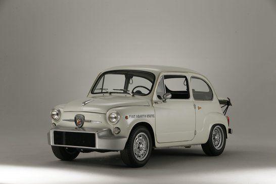 1961 FIAT ABARTH 850TC