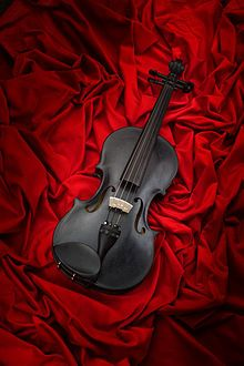 The Blackbird, also called the Black Stone Violin, is a full-size playable violin made of black diabase after drawings by Antonio Stradivari (Stradivarius), but with technical modifications to allow it to be played. The violin was conceived and designed by the Swedish artist Lars Widenfalk.: