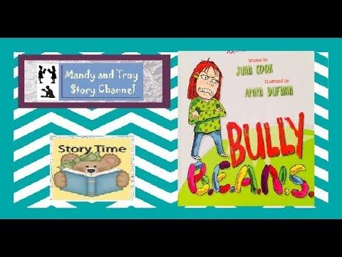 Read Aloud Bully Beans by Julia Cook   Kids Read Out Loud
