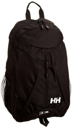 Helly Hansen Aden Back Pack Black Standard *** You can find out more details at the link of the image.