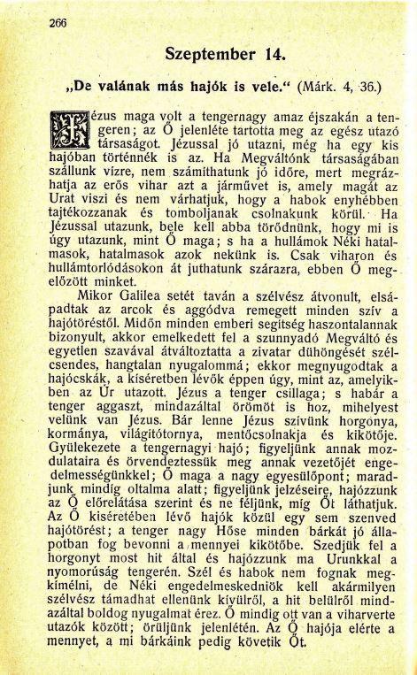 09.14. Spurgeon: Harmatgyöngyök...