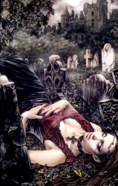 vampiros - Vampiros en el Arte fantastico. 3fcbcc46d0e790dcb2a71a91e392db52