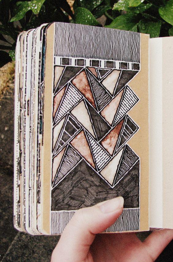 Rebecca Blair Notebooks - OMG!!! Moleskine 02, 097