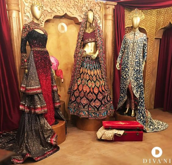 Latest Pakistani Designer Bridal Wedding Dresses 2016-2017 | BestStylo.com